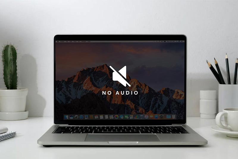 How to fix audio issues in MacOS