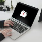 MacBook Flashing File Folder with a Question Mark at Start-up