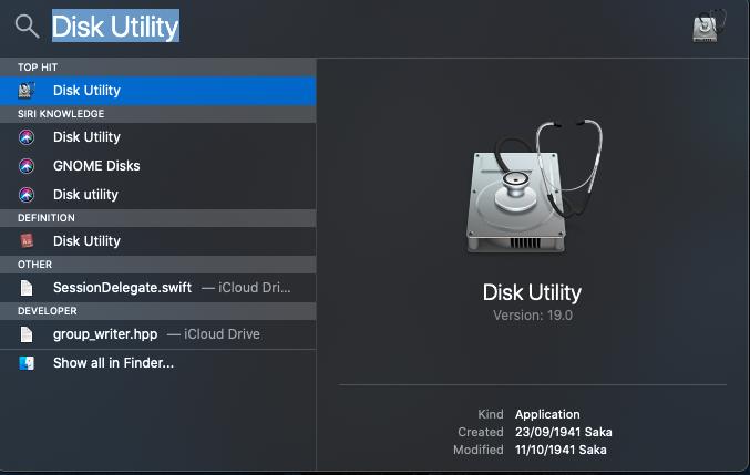 Disk-Utility-through-Spotlight