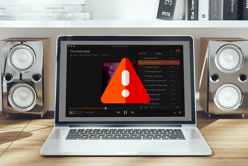 fix mac stereo speaker issue