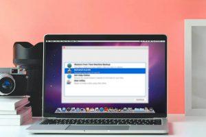 How to Reinstall Mac OS via Recovery Mode